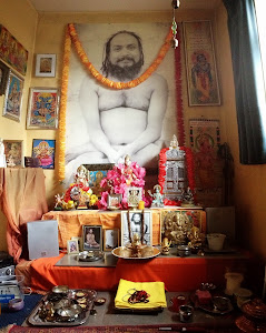 The  puja room