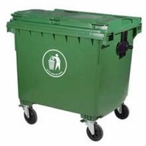 Tong Sampah Plastik 660 Liter