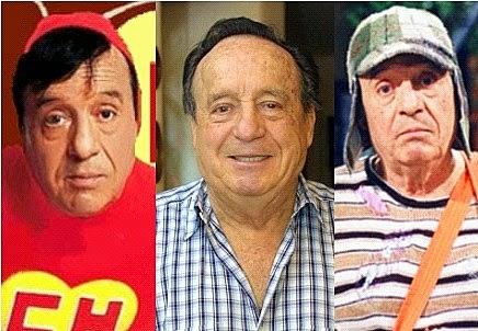 Roberto Bolanos, Chaves, Chapolin