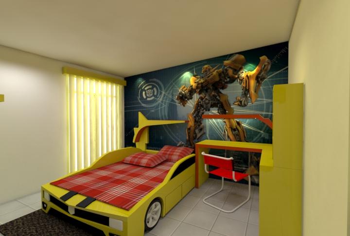 Http Lanospace Blogspot Com 2013 02 Kids Bedroom Cibaduyut Html