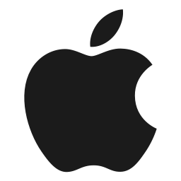 Logo Merk Laptop Apple