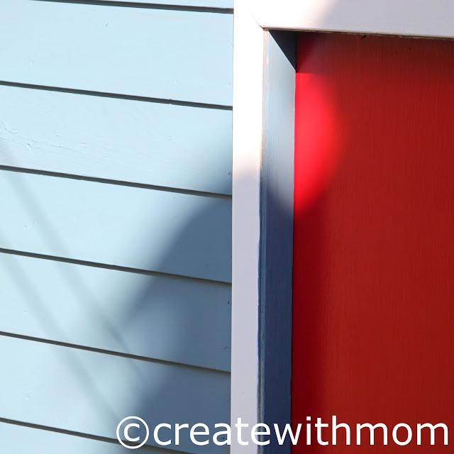 repurposing window shutters