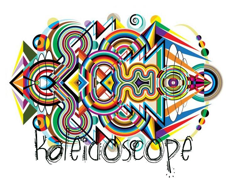 El mundo a través de un caleidoscopio