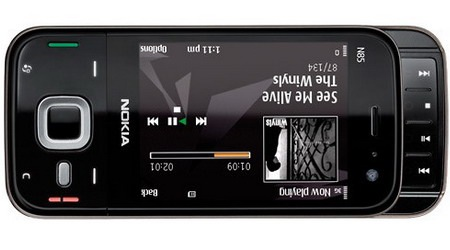 Nokia 8910 housing