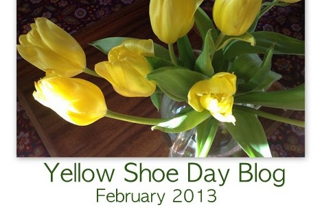 yellow shoe day