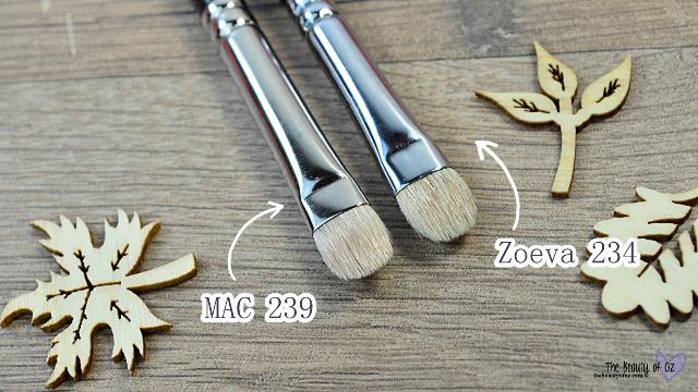 Zoeva Augenpinsel Luxe Smokey Shader 234
