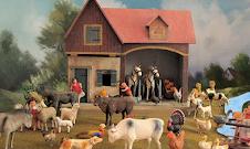 My Little Putz Farm - Antique Stable