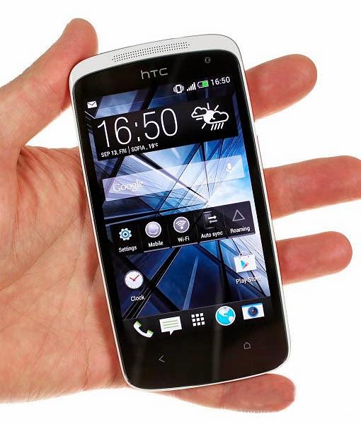 Spesifikasi HP HTC Desire 510, Ponsel Android 4.7 Inch 64 Bit