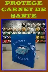 PROTEGE CARNET DE SANTE