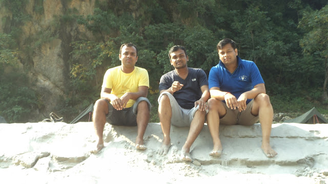 3 days tour camp in risikesh