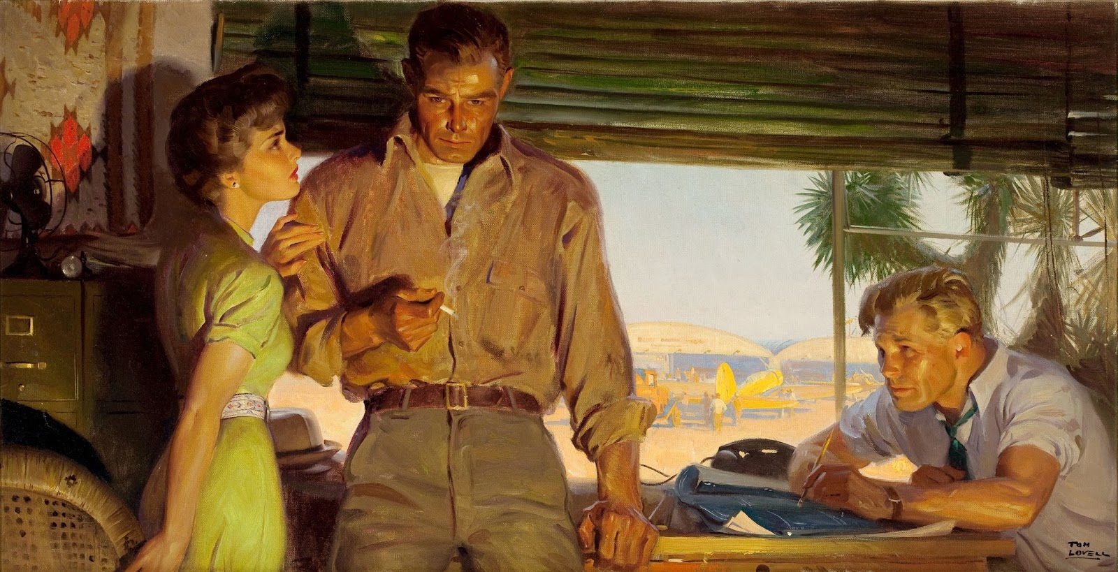 Image Result For Harry Anderson American Art