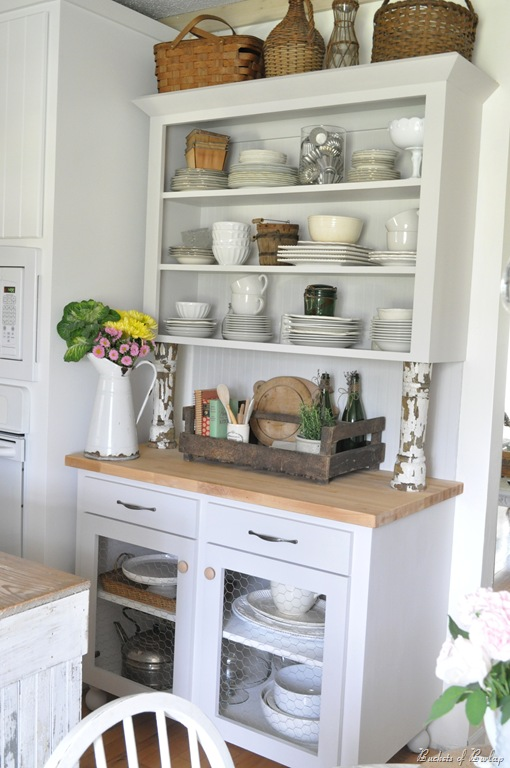 Ten june rustic country kitchen makeover opc 50 gift for Kitchen gift ideas under 50