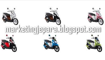Suzuki Let's, Fariasi Warna, Spesifikasi, Harga OTR Jepara