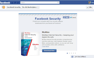 facebook antivirus download