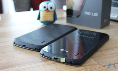 Google Nexus 4 Revamped