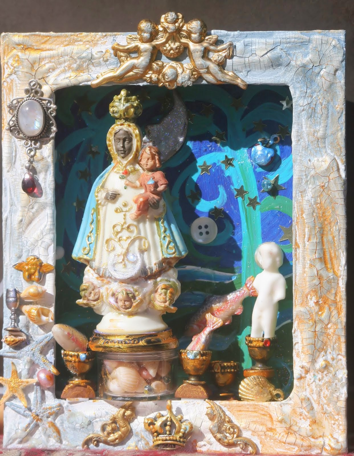 Mary the Healer