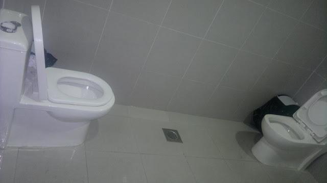 Andok's Ormoc City Toilet