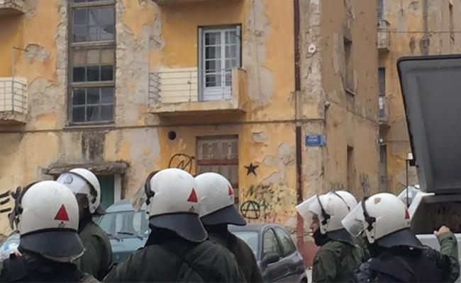 Μήνυση αστυνομικών κατά ηγεσίας με αφορμή τα επεισόδια έξω από το Εφετείο και τα προσφυγικά της λεωφόρου Αλεξάνδρας.