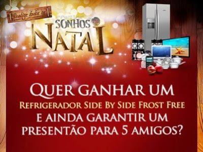 """Concurso Cultural """"Realize os sonhos de Natal com o eFácil"""""""