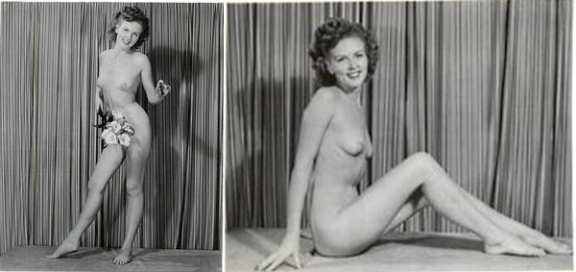 Betty White Nude