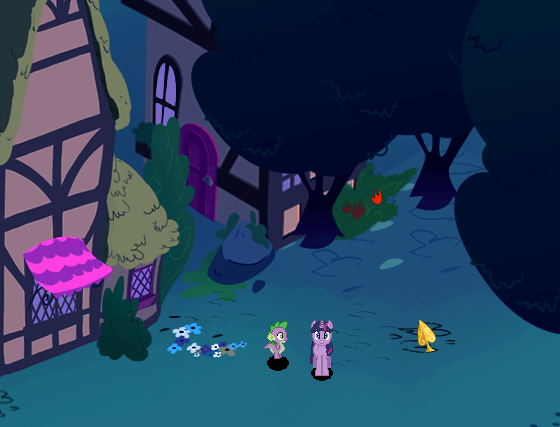 MLP Online: First Contact Impressions and Screenshots