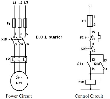 Mcc Single Line Diagram further Dol Starter together with Emergency Stop Wiring Diagram in addition Eaton Contactor Wiring Diagram likewise Direct Online Starter Circuit Diagram On Dol Wiring. on direct on line dol motor starter