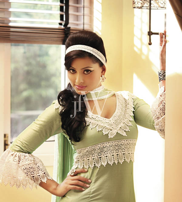 Sneha latest Photoshoot for JFW Magazine