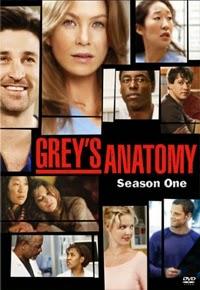 Grey's Anatomy 1 Temporada Dublado