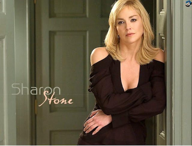 Sharon Stone HD Wallpaper