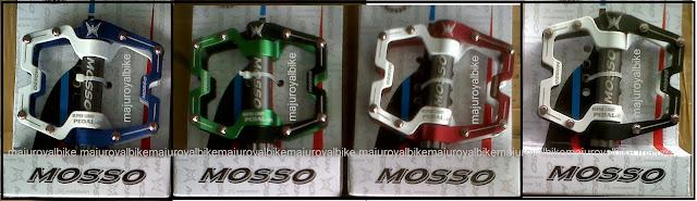 pedal mosso