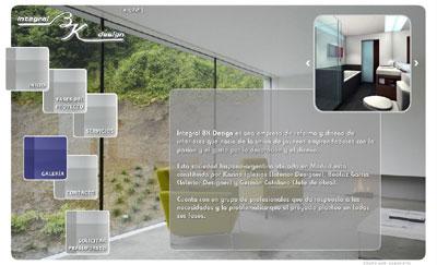 ver web de Reformas y Decoración BK (integral BK design): desde el diseño de espacios interiores a las reformas integrales en locales, viviendas, oficinas...