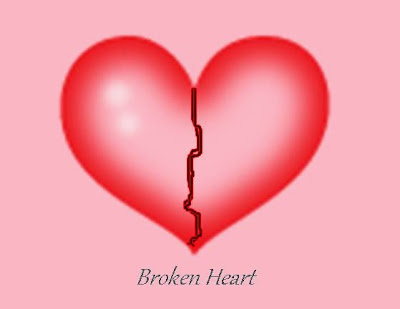 Patah hati - 5 Alasan Pasangan Memutuskan Hubungan ~ Putus Cinta