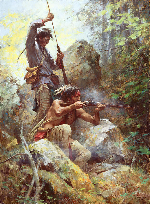 National Wildlife Galleries: The Art of Howard Terpning