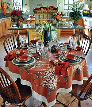 2013 Tablescapes
