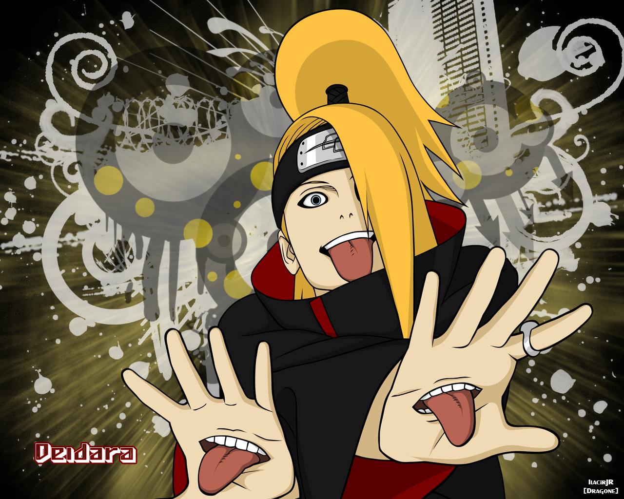 deidara wallpaper by ilacirjr -#main