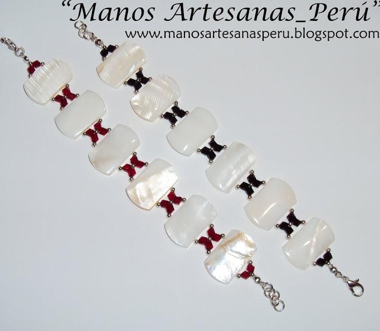 NEW!!! Nacar Bracelets.