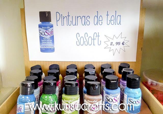 comprar pintura de tela en Alicante
