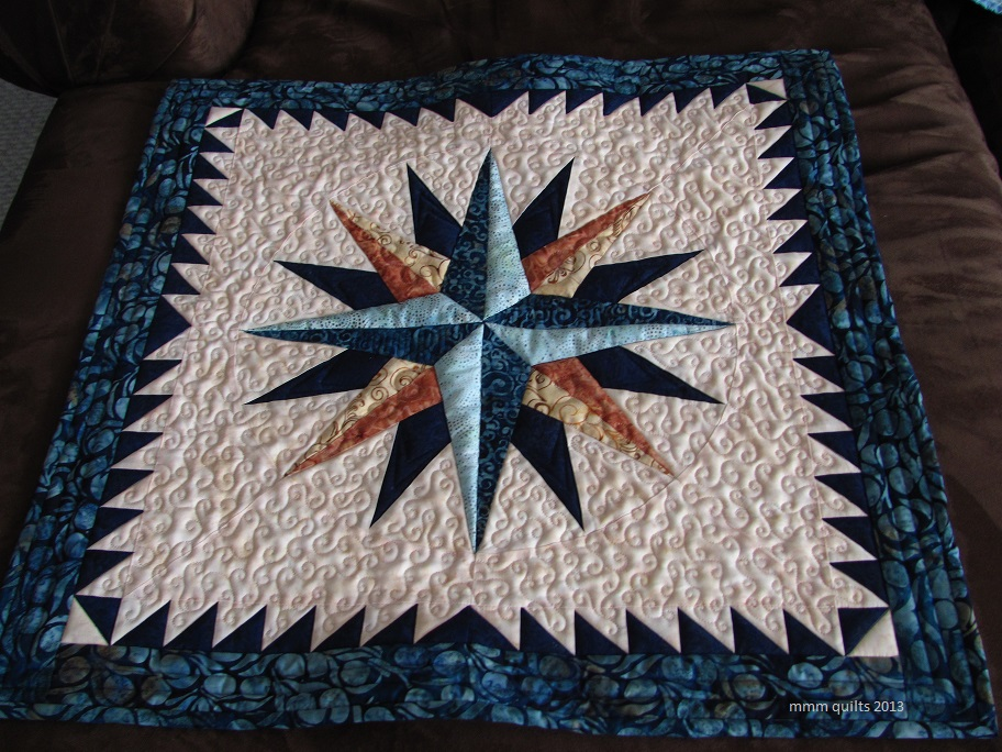 Mmm Quilts Mariners Compass