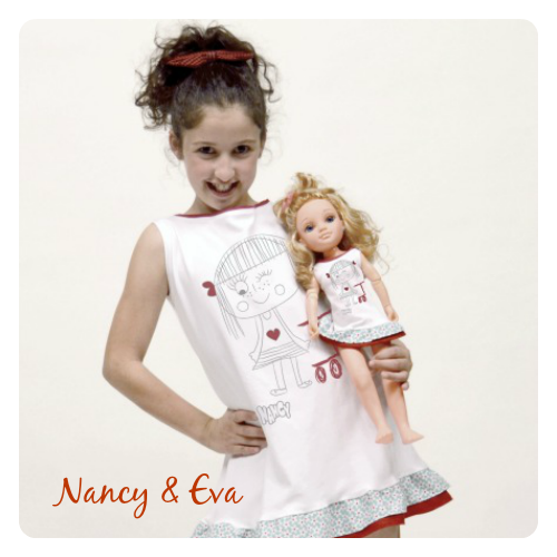 Nancy Kiddy Mini Model Eva