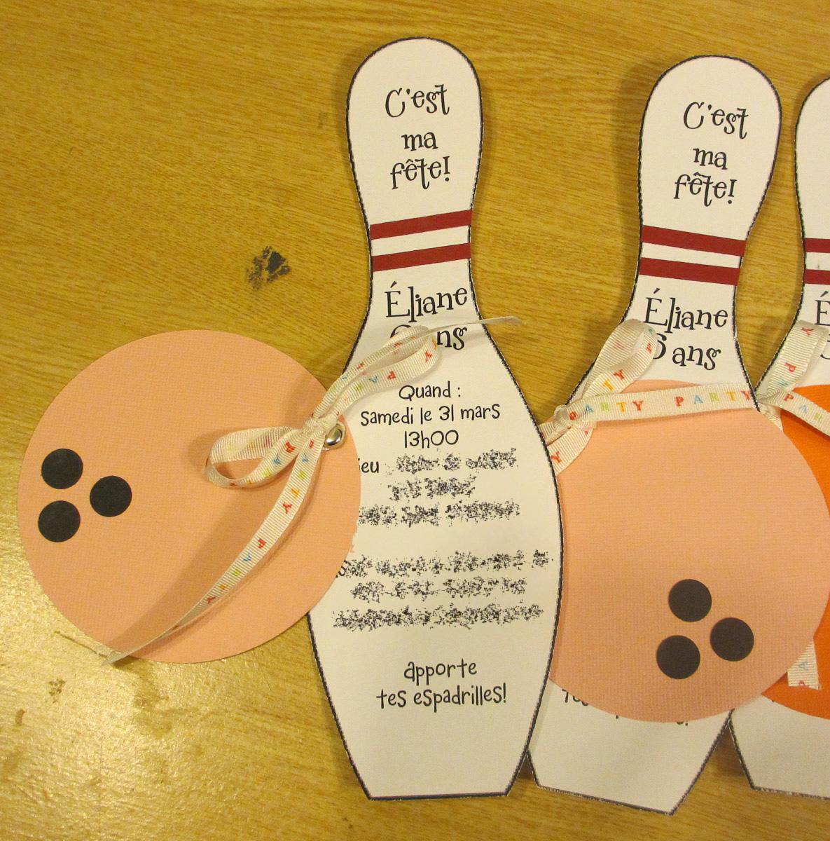 Diy birthday invitations nelidesign bowling birthday invitations party free template printable stopboris Gallery