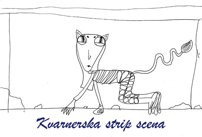 Kvarnerska strip scena