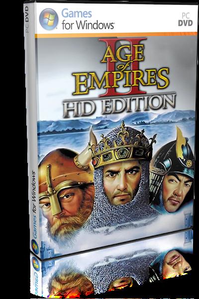 Age of empires 2 hd edition pc portada
