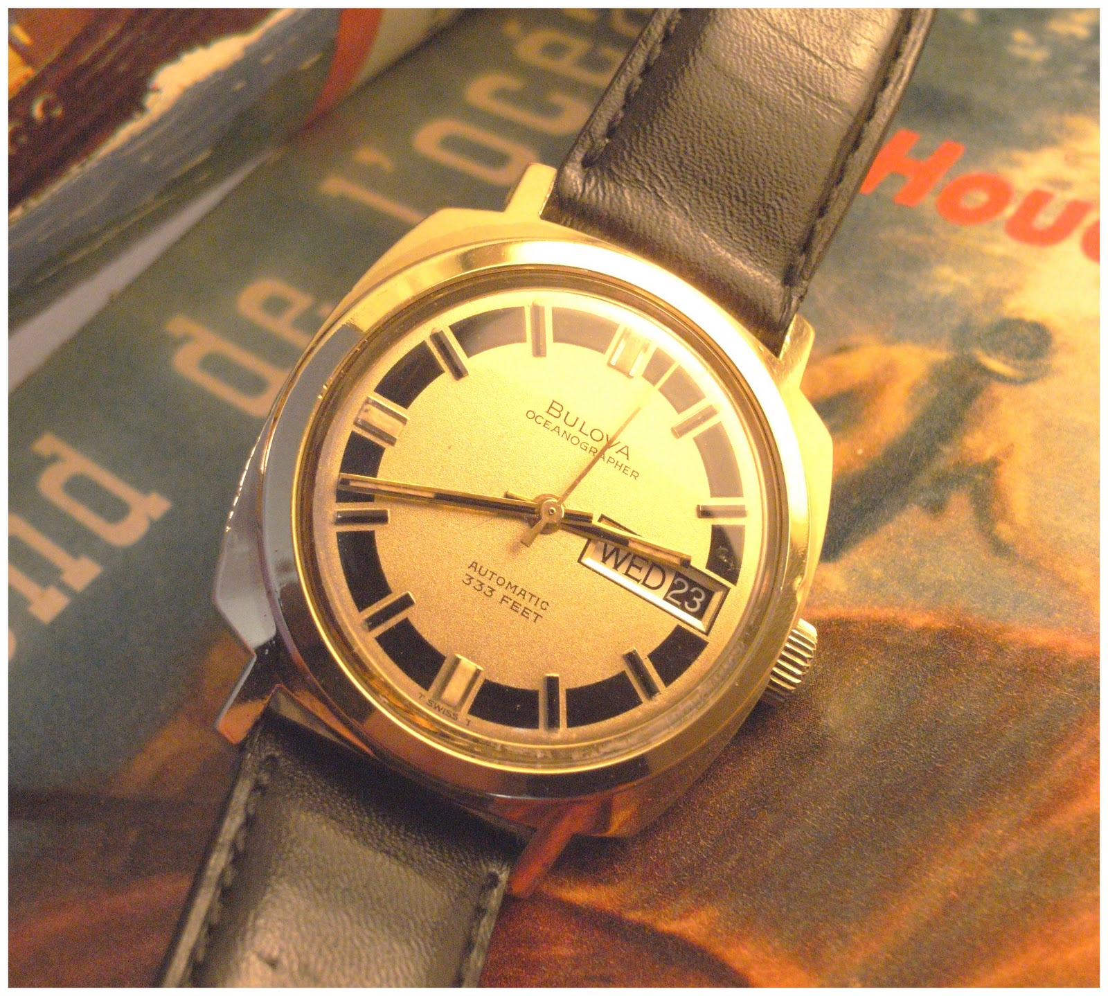 montres m caniques vintage les montres que vous ne pourrez plus acheter. Black Bedroom Furniture Sets. Home Design Ideas