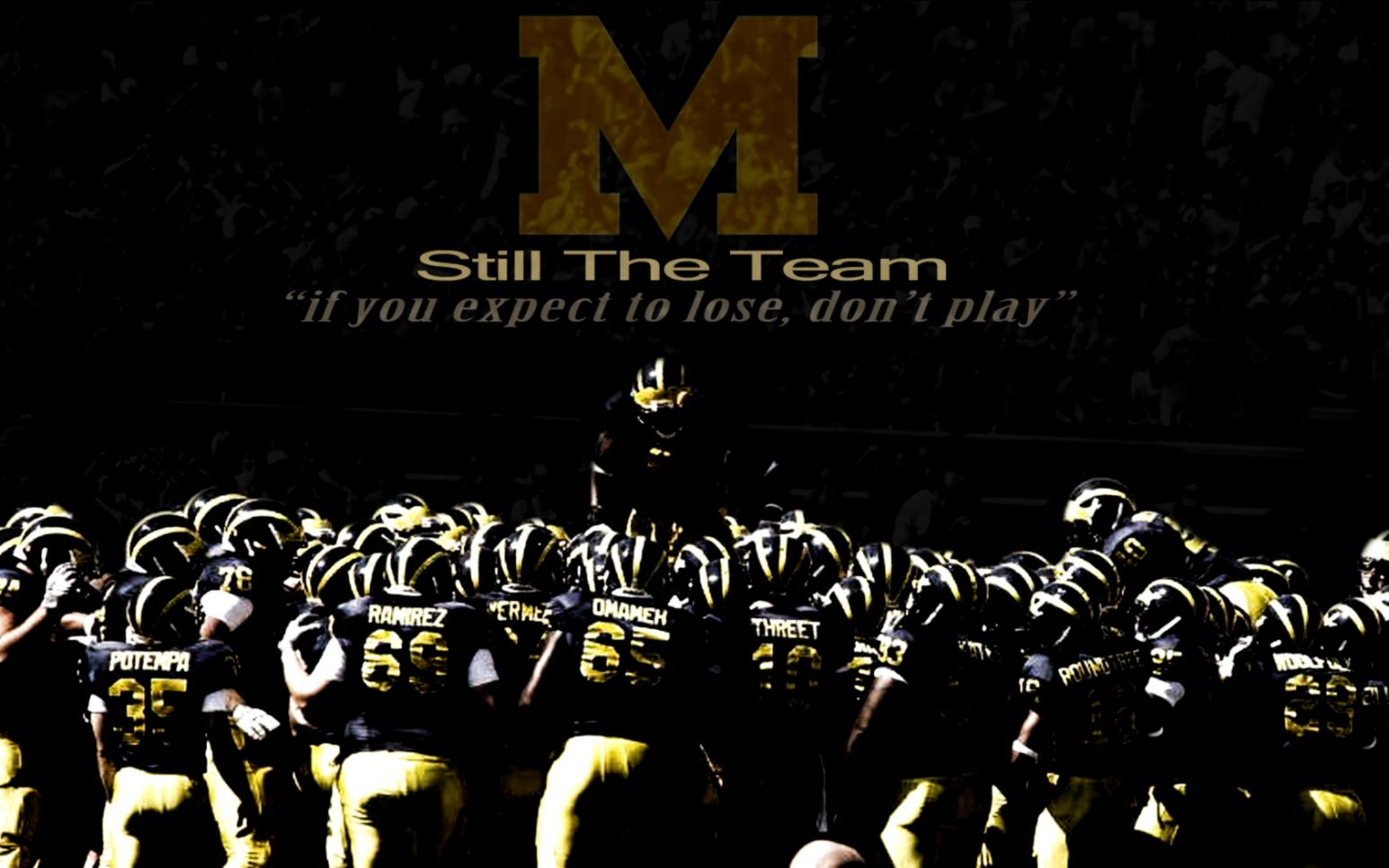 HD Michigan Wolverines Football Wallpapers  Download Free   575162