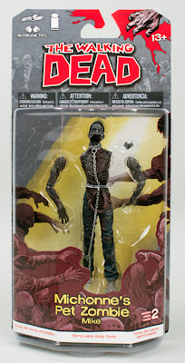 McFarlane Toys The Walking Dead [Comic Series] Michonne's Pet Figure