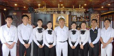 Crew - Oriental Sails