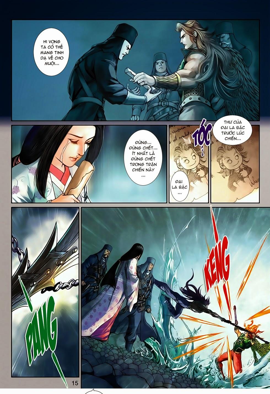 Thần Binh Tiền Truyện 4 - Huyền Thiên Tà Đế chap 13 - Trang 15