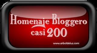 Homenaje de seguidora bloguera