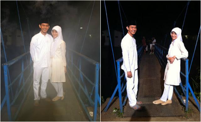 robby dan rumana baju muslim