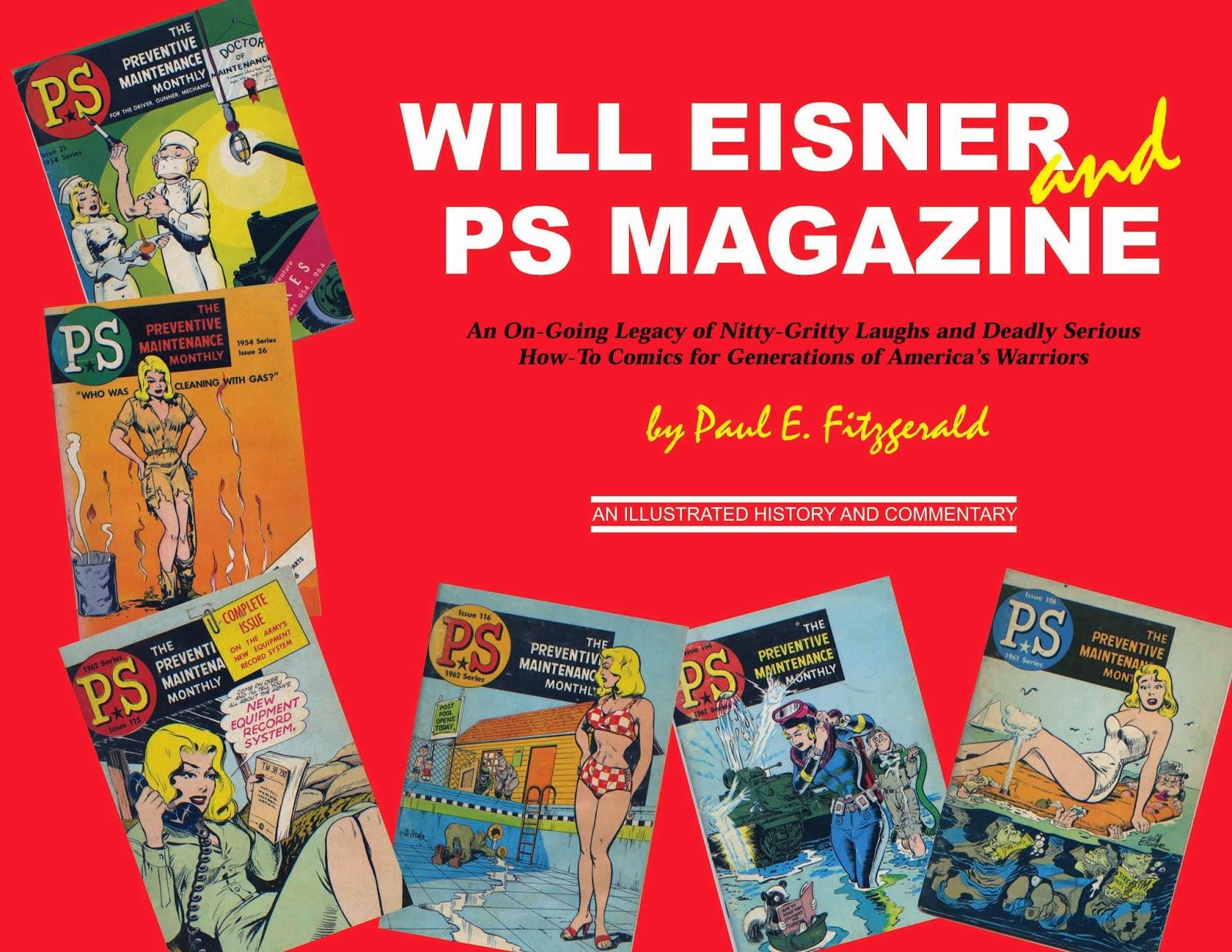 http://www.willeisnerandpsmagazine.com/W_E_L_C_O_M_E.html
